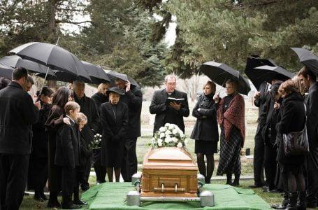 Obiceiuri de înmormântare la romani