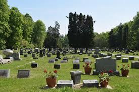 Pregătirea locului de veci de la cimitir